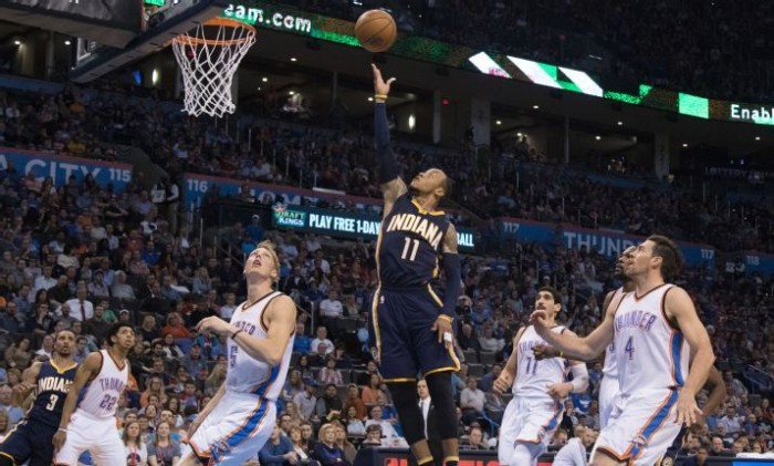 Month Ellis Talks With His Play As Indiana Pacers Knock Off Oklahoma City Thunder On The Road