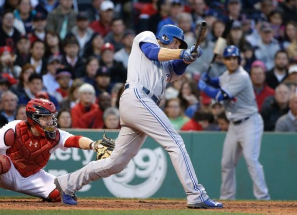 Joey Bats And Blue Jays' Bats Lead The Way In 11-8 Victory Over Red Sox