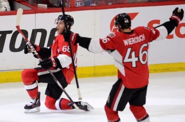Ottawa Senators Avoid Being Swept By Montreal Canadiens With 1-0 Win In Game 4