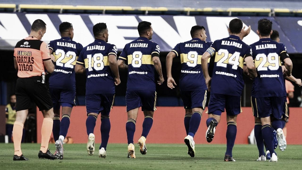 Victoria con sabor colombiano, la última vez que Boca enfrento a Newells