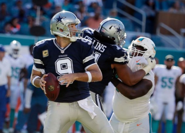Dallas Cowboys Get Back In The Win Column By Knocking Off The Miami Dolphins
