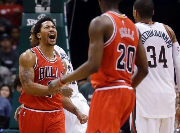 Chicago Bulls Trample Host Milwaukee Bucks In Double Overtime, Take 3-0 Series Lead