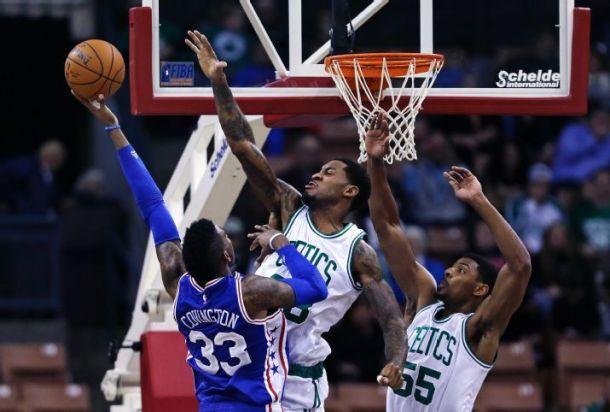 Boston Celtics Thrash Philadelphia 76ers, 81-65, In Preseason Finale