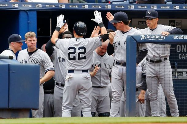 New York Yankees Offense Explodes; Leading To 20-6 Victory Over Atlanta Braves