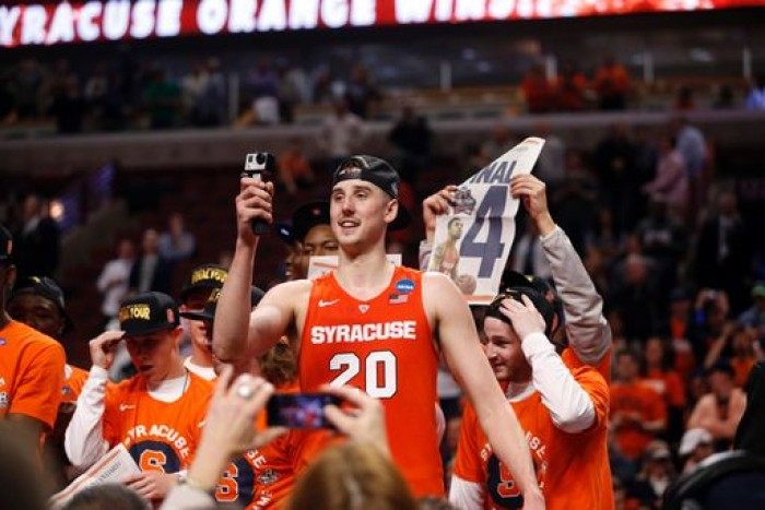 NCAA Tournament Final Four: Tenth-Seeded Syracuse Orange Look To Cause Further Mayhem