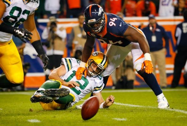 Denver Broncos Defense Stifles Green Bay Packers In 29-10 Rout On Sunday Night Football