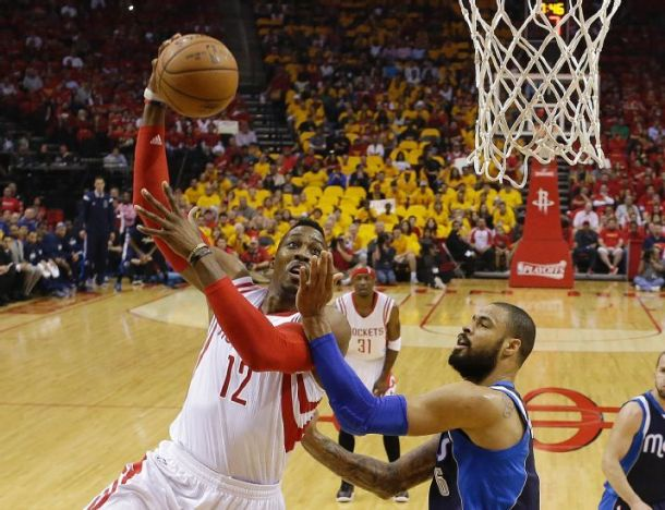 Houston Rockets Tame Dallas Mavericks In Game 5 To Win First Playoff Series Since '09
