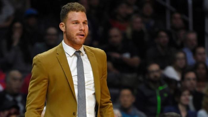 NBA, Blake Griffin fuori per il resto dei playoff