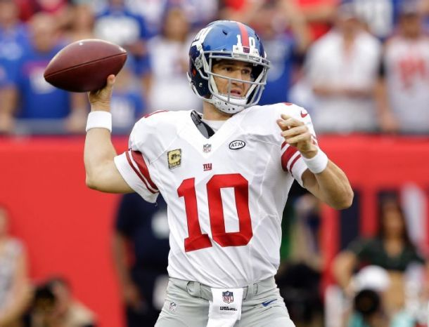 New York Giants Top Tampa Bay Buccaneers To Go Back Over .500