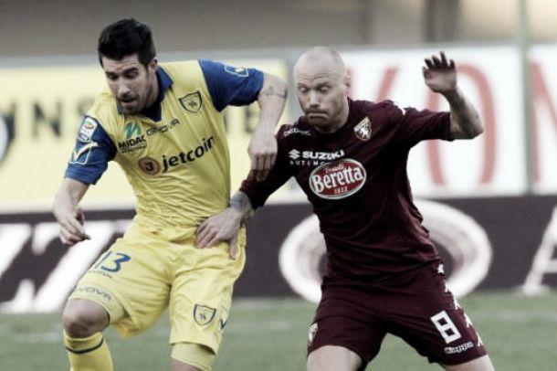 "Poche occasioni, tanta noia al ""Bentegodi"": 0-0 tra Chievo e Torino"