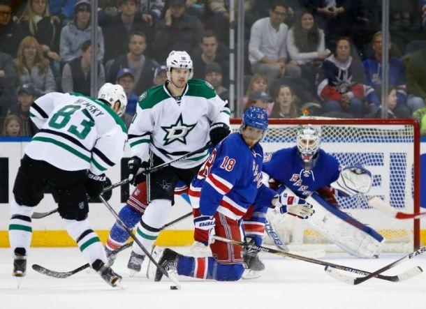 Dallas Stars Net Big Win in Madison Square Garden