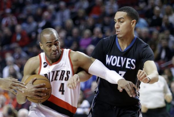 Portland SG Arron Afflalo Likely To Return For Game 2 vs. Memphis