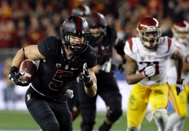Heisman Trophy Candidate Christian McCaffrey Leads Stanford Cardinal To 41-22 Victory Over USC Trojans In Pac-12 Championship
