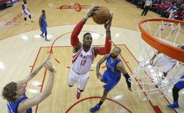 Shorthanded Houston Rockets Defeat Dallas Mavericks in Game 1