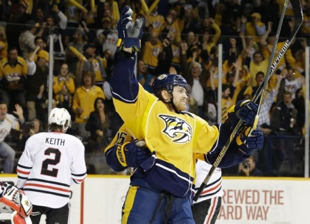 Nashville Predators Stave Off Elimination With A Commanding Win