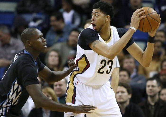 New Orleans Pelicans C Anthony Davis To Return From Concussion