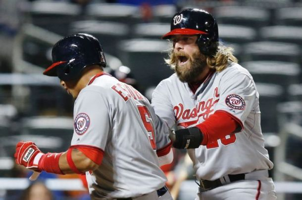 Mets Fall To Nationals For Third Straight Loss