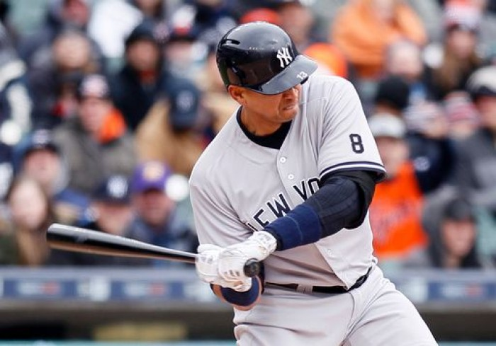 New York Yankees Hammer Detroit Tigers, 8-4 After Jumping Out To 6-0 Start