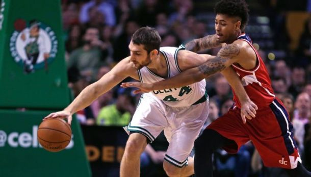 Boston Celtics Surge To Knock Off Washington Wizards, 118-98