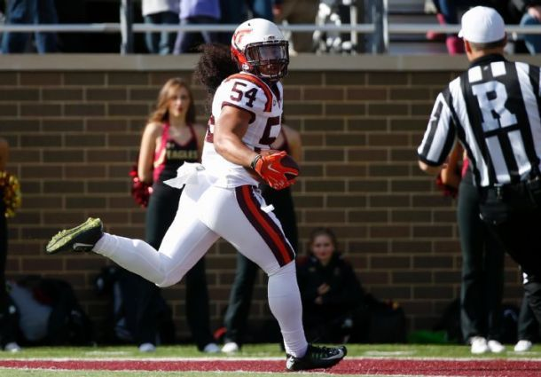 Shutdown Defense Leads Virginia Tech Hokies to 26-10 Win Over Boston College Eagles