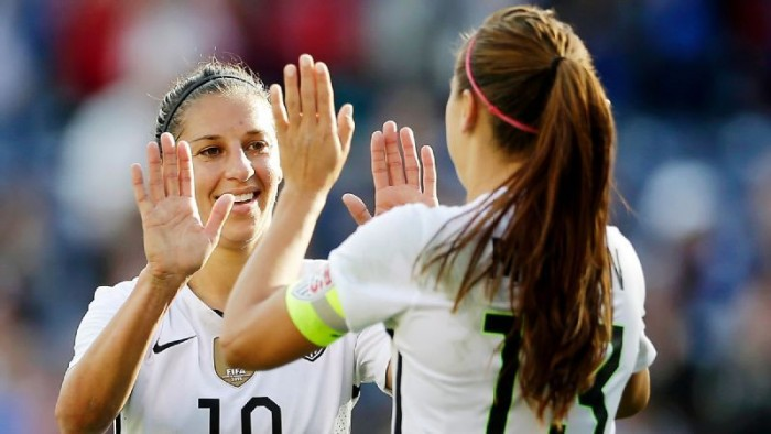 USWNT's Road To Rio Begins With Match Against Costa Rica