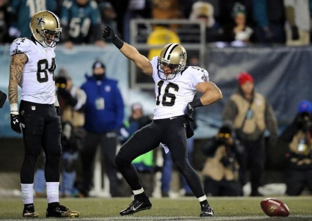 Los Saints ganan en el último segundo en Philadelphia