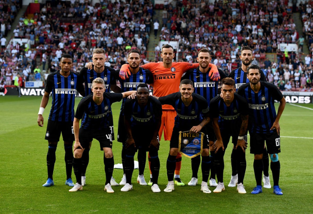 Inter, cosa dice la sfida contro lo Sheffield