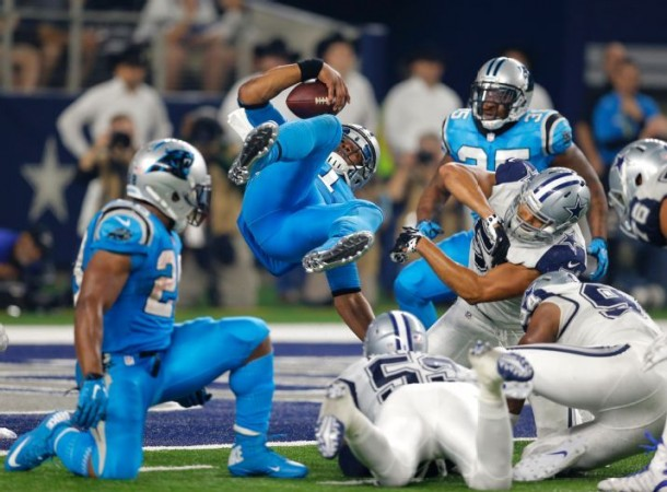 Carolina Panthers Remain Undefeated, Trample Dallas Cowboys With Dominant Defense