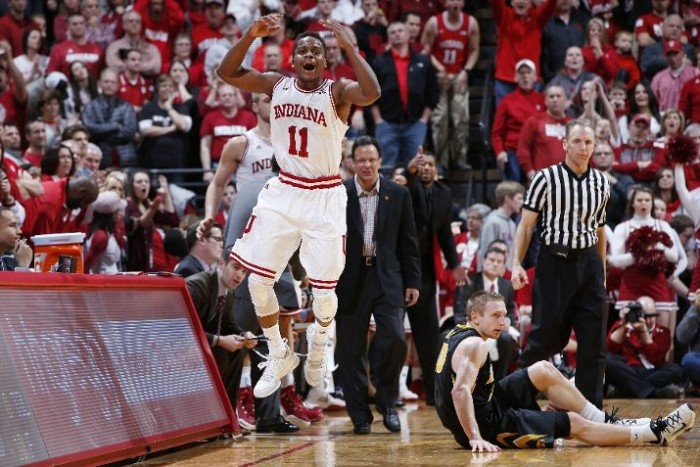 Indiana Hoosiers Come Up With Statement Win Over Iowa Hawkeyes