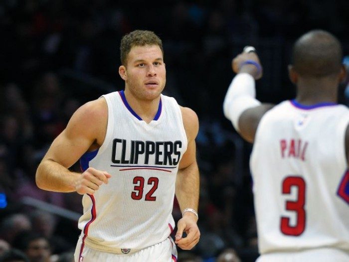 Los Angeles Clippers PF Blake Griffin Suspended For Four Games
