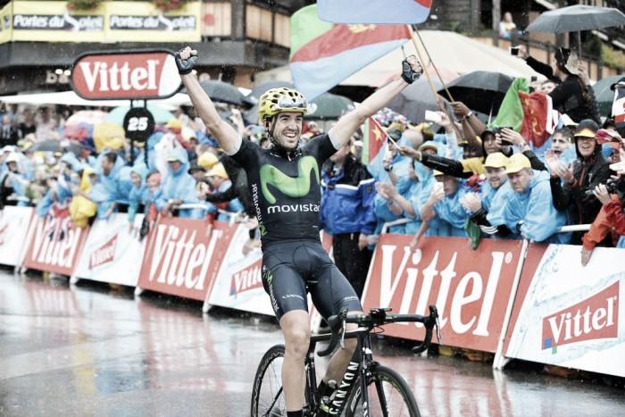 Tour de France, Izaguirre vince a Morzine. Bardet e Quintana sul podio con Froome