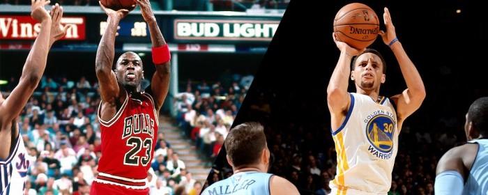 Los Warriors superarán el récord de Jordan y sus Bulls según las apuestas
