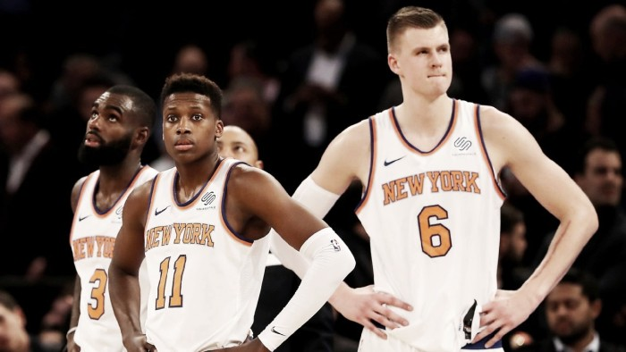 El futuro incierto de los Knicks