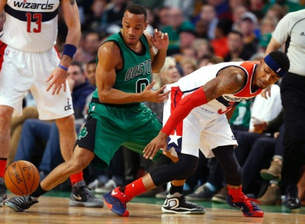 Boston Celtics Massacre Washington Wizards, 111-78