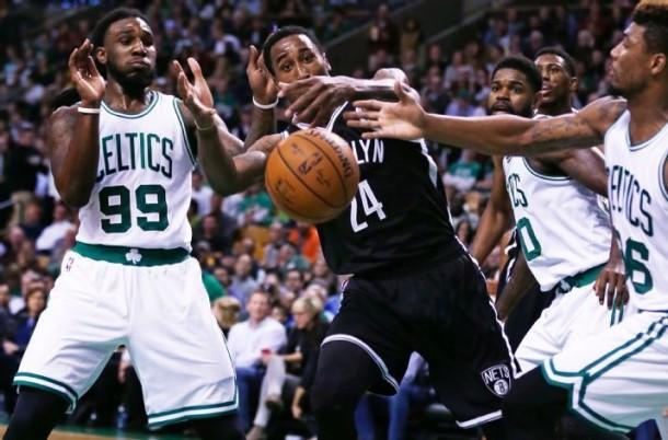 Led By Avery Bradley's 21 Points, Boston Celtics Blow Out Brooklyn Nets