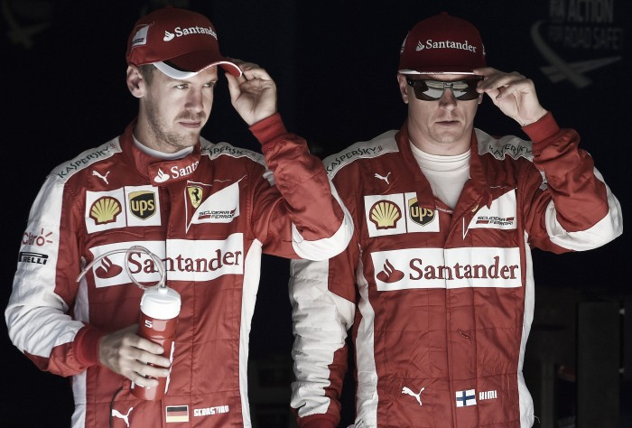 """Formula 1, Vettel e Raikkonen nel post gara: """"Bello vedere la Ferrari sul podio. Dobbiamo migliorare"""""""