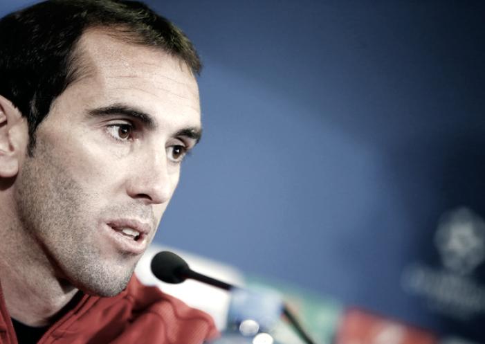 """Godín: """"Sentimos mucha ilusión y muchas ganas de estar un año más en semifinales"""""""