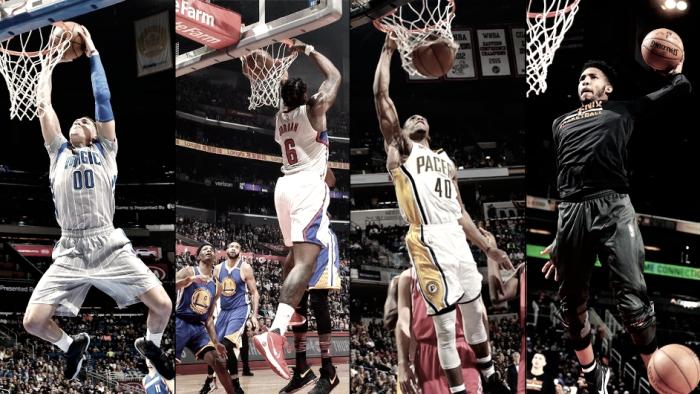 NBA - Gordon, Jordan, Robinson e Jones sono i partecipanti allo Slam Dunk Contest