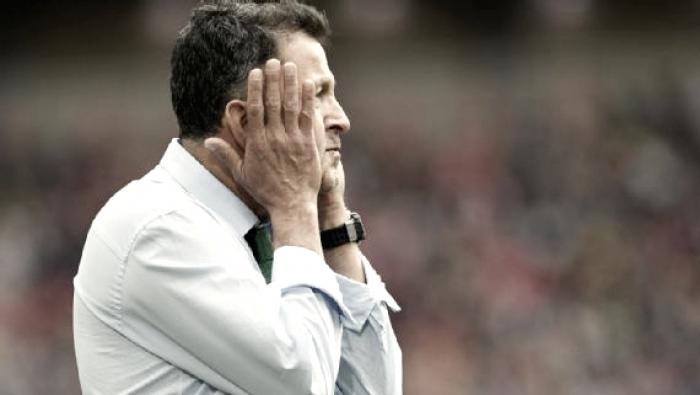 FIFA multa a Osorio y se pierde Copa Oro