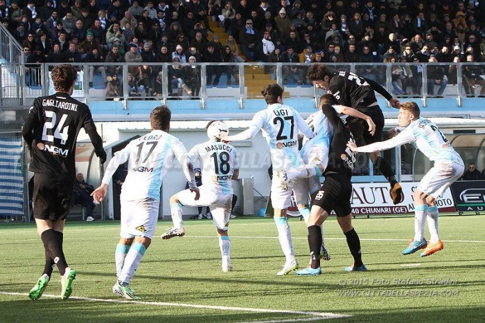 Serie B: Spezia ed Entella orgoglio ligure