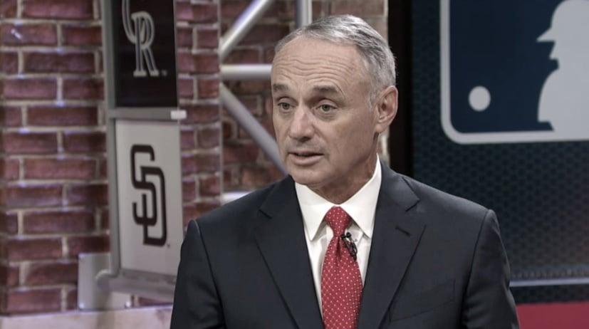 """Robert Manfred Jr: """"Jugaremos béisbol en el 2020"""""""