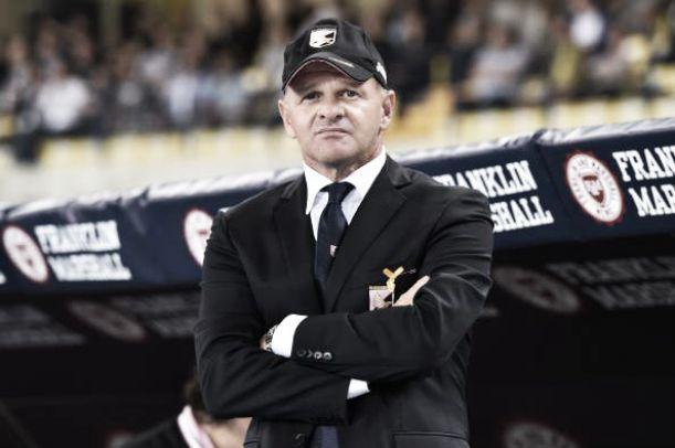 """Palermo, Iachini in conferenza: """"Abbiamo bisogno di tempo, Bologna squadra organizzata"""""""