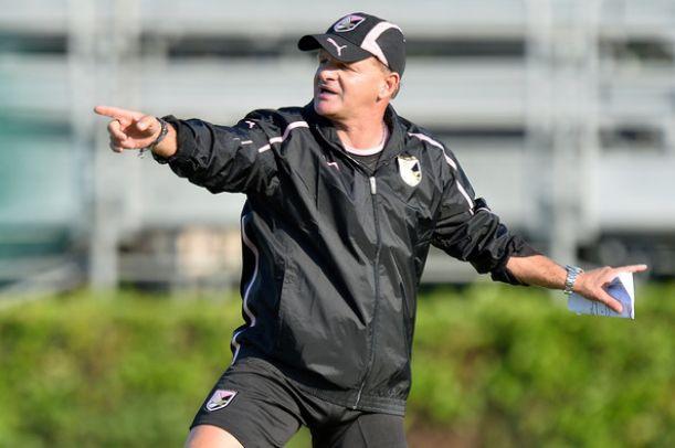 """Palermo, Iachini: """"Non compreremo nessuno, abbiamo Gilardino"""""""