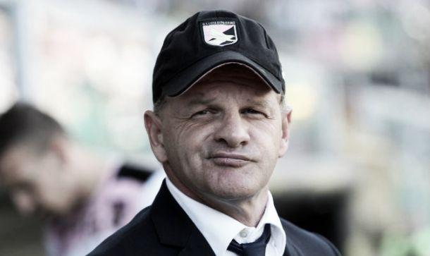 """Palermo: Iachini: """"Gilardino è entusiasta, ma non voglio rischiarlo. Benali sarà ceduto"""""""