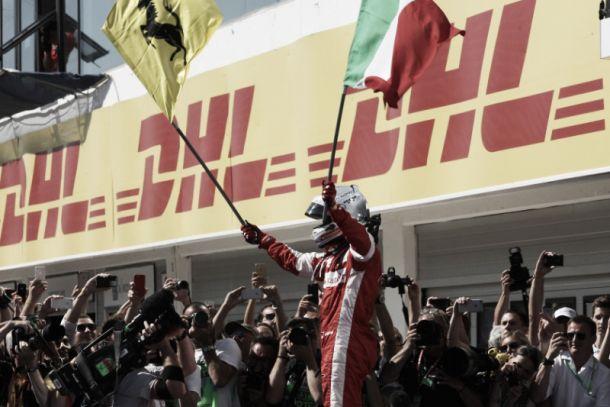 """F1, successo Ferrari in Ungheria. Vettel: """"Questa vittoria è per Jules"""""""