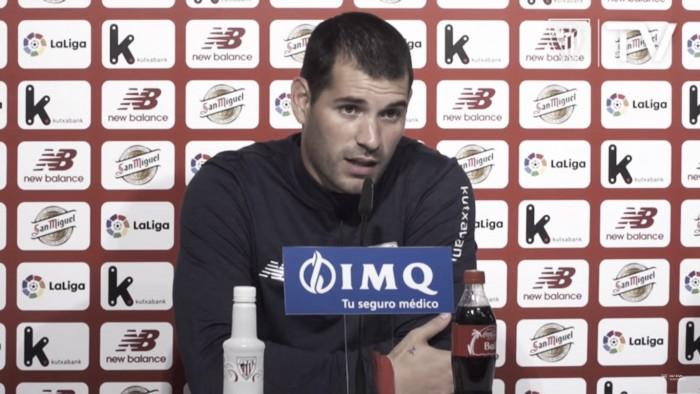 """Iago Herrerín: """"Estoy volviendo al club en el que siempre he querido estar"""""""
