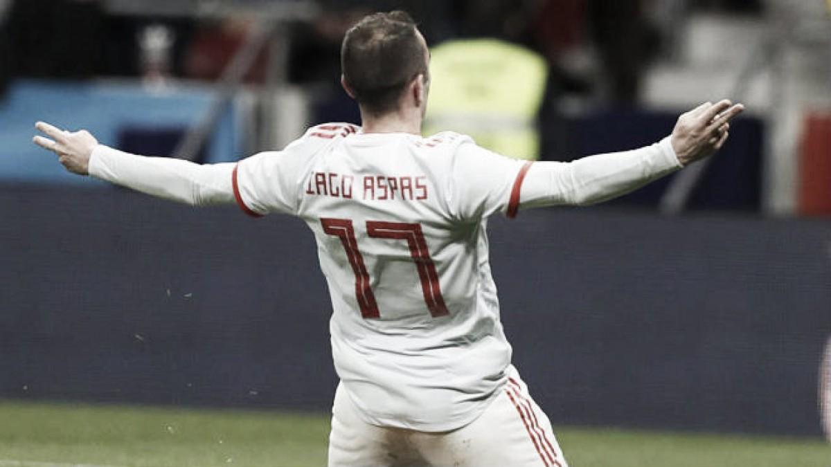 ¿Qué puede ofrecer Iago Aspas a España en el Mundial?