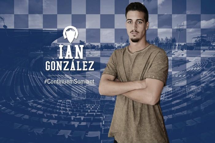 """Ian González: """"Vengo al Sabadell para aportar lo máximo posible"""""""