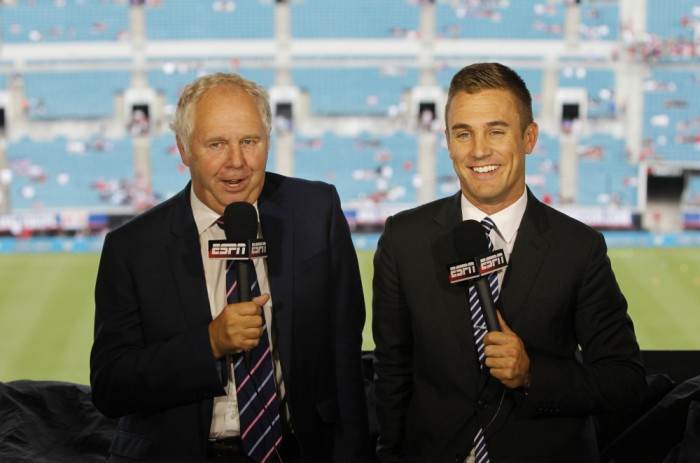 Ian Darke Extends Contract With ESPN Through 2020