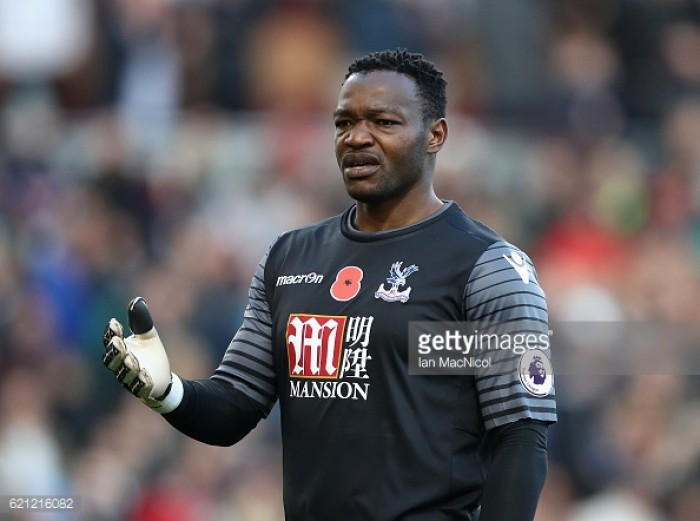 Steve Mandanda returns to Marseille after disappointing Palace spell
